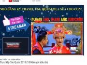 Táo quân 2018 bị vi phạm bản quyền trên YouTube