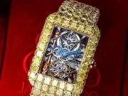 Siêu đồng hồ với giá trên trời gây sửng sốt giới nhà giàu