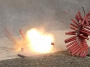 6 người mất tay do pháo nổ ngày Tết