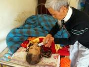Tấn bi kịch của đôi  vợ chồng  già U90 mắc bệnh phong