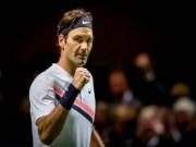 Federer - Dimitrov: Chiến thắng thần tốc, 56 phút ghi danh lịch sử (CK Rotterdam Open)