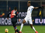 """Genoa - Inter Milan: Phản lưới nhà  &  kết cục  """" chết chóc """""""
