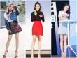 """Ngắm hoài không chán những đôi chân """"cực phẩm"""" của mỹ nhân Hàn"""