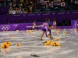 """Tin nóng Olympic mùa Đông 18/2: Người Nhật gây sốc với """"mưa gấu Pooh"""""""