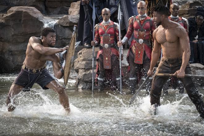 """Bom tấn """"Black Panther"""": Ghi điểm nhờ dàn diễn viên và vai phản diện quá chất - 3"""