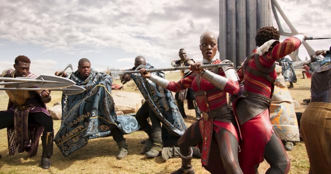"""Bom tấn """"Black Panther"""": Ghi điểm nhờ dàn diễn viên và vai phản diện quá chất - 5"""