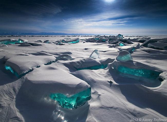 Hạ Long lọt top 8 nơi có vùng nước đặc biệt nhất thế giới - 5