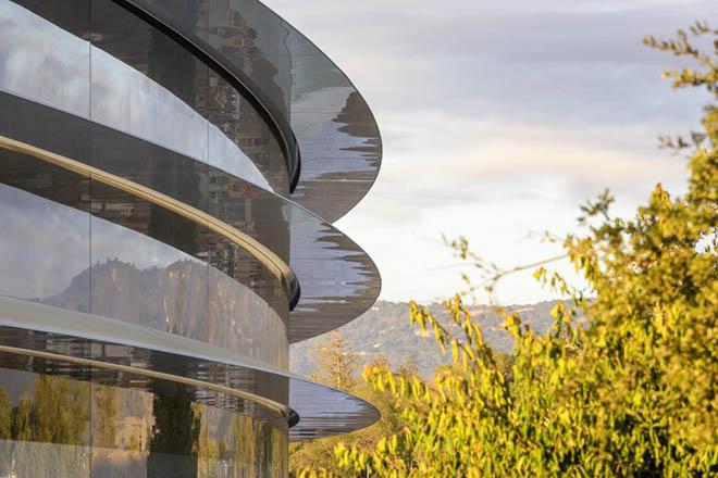 Sự xuất sắc trong suốt thiết kế cụm từ Apple còn công hại hòn chức - 1