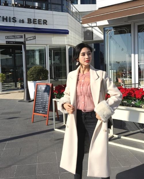 Tết ấm áp diện ngay kiểu áo siêu nữ tính này - 13