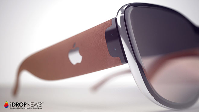 1519019692 1 4 1518979856 width660height371 Chiêm ngưỡng ý tưởng thiết kế kính AR như mơ của Apple
