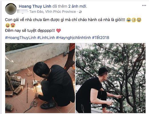 Đầu năm, sao Việt đua nhau khoe ảnh đưa người yêu về quê ăn Tết - 7