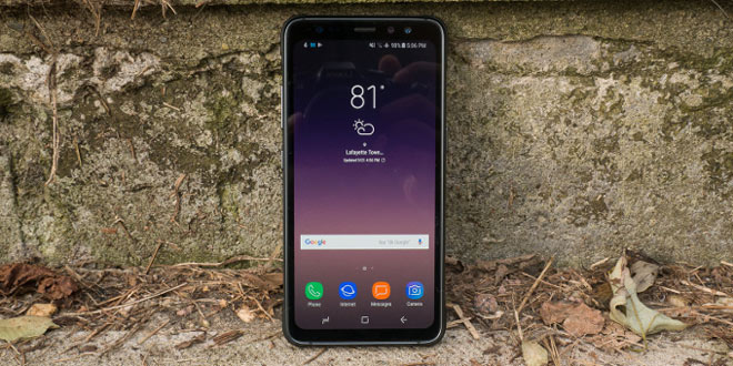 Top smartphone có thời lượng pin tốt nhất năm 2018 - 4