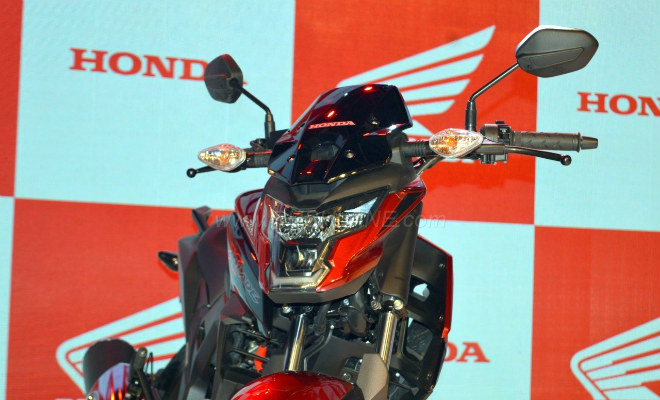 2018 Honda X-Blade 160 khiến Suzuki Gixxer lo ngại - 5