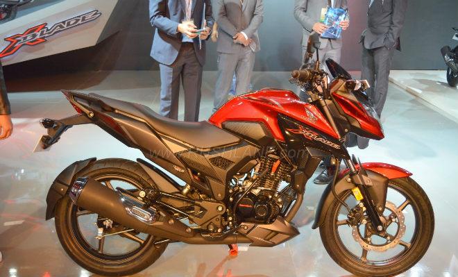 2018 Honda X-Blade 160 khiến Suzuki Gixxer lo ngại - 3