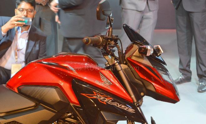 2018 Honda X-Blade 160 khiến Suzuki Gixxer lo ngại - 9