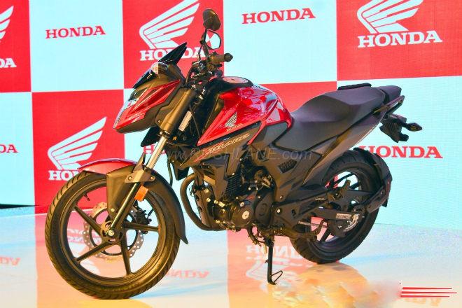 2018 Honda X-Blade 160 khiến Suzuki Gixxer lo ngại - 7