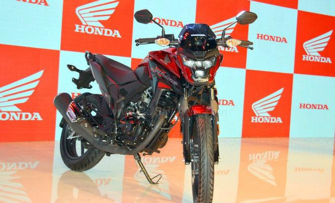 2018 Honda X-Blade 160 khiến Suzuki Gixxer lo ngại - 1