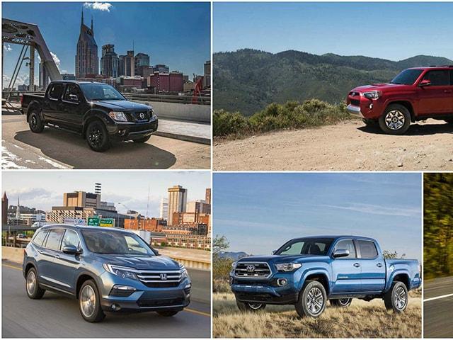 Danh sách 5 mẫu xe giữ giá tốt nhất tại Mỹ - 1