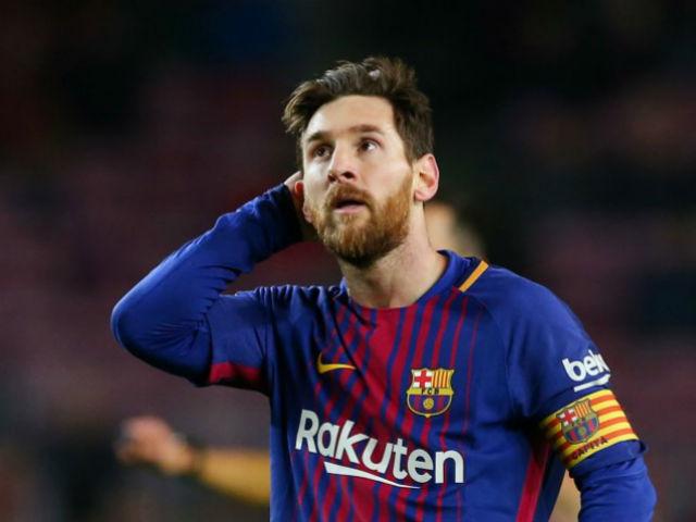 Messi tịt ngòi 5 trận: Barca sẽ ôm hận trước Chelsea – Conte?