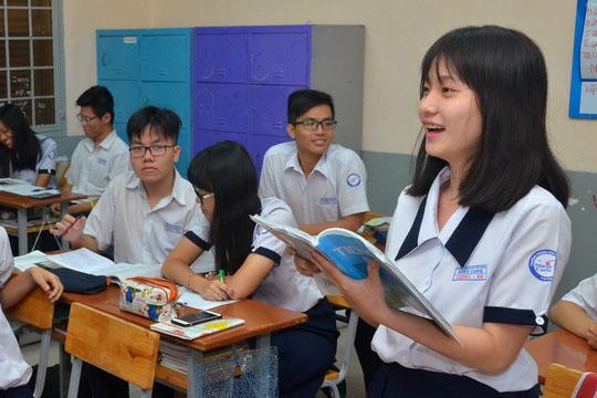 Cả xã hội mong chờ sự thay đổi từ chương trình giáo dục mới - 1