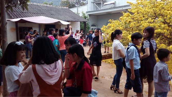 Hàng ngàn lượt người chiêm ngưỡng cây mai 'khủng' ở Đồng Nai - 1