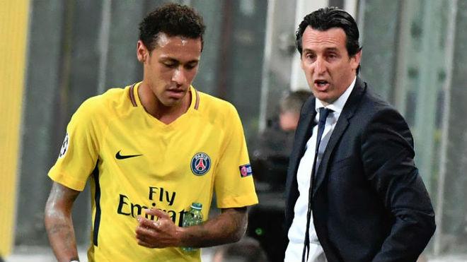 """Neymar quyền uy độc tài: Siêu HLV """"chạy mất dép"""", PSG méo mặt - 2"""