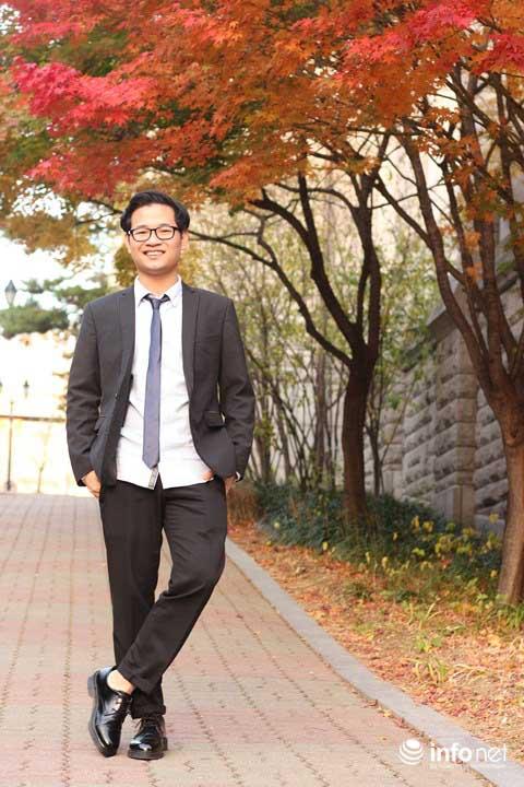 Nam sinh giành học bổng 40.000 USD tại Hàn Quốc hiện giờ ra sao? - 1
