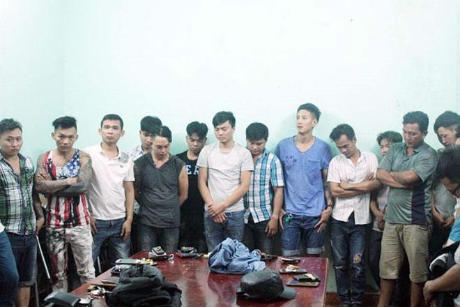 Nguyên nhân vụ hàng chục giang hồ huyết chiến ở Biên Hòa - 1