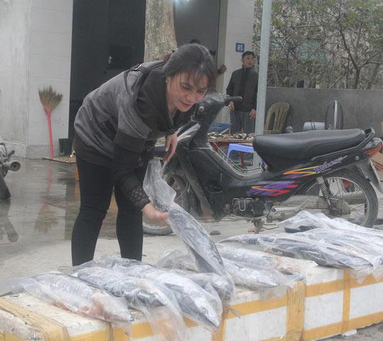 Thơm ngon đặc sản cá thu nướng Cửa Lò - 1
