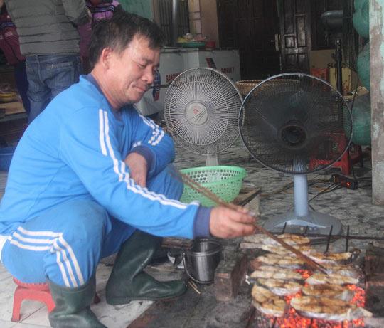 Thơm ngon đặc sản cá thu nướng Cửa Lò - 2