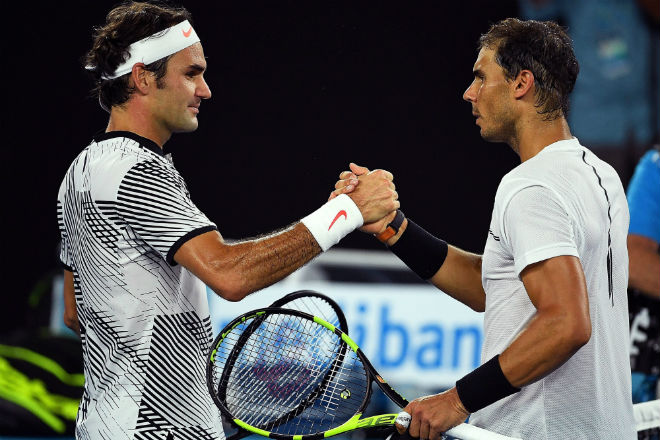 Tin thể thao HOT 20/2: Federer gây sốc với mái tóc đỏ - 2