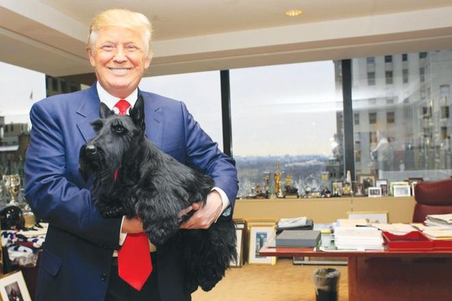 Tổng thống Donald Trump: Nguyên thủ tuổi Tuất dám nói, dám làm - 1