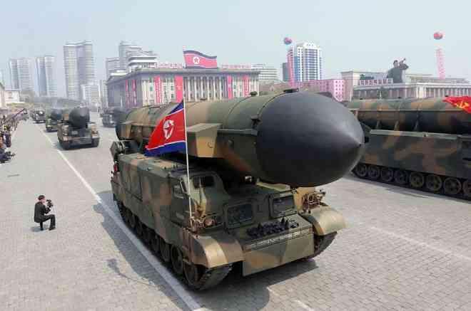 Trung Quốc: Trừng phạt Triều Tiên là cần thiết, nhưng... - 1