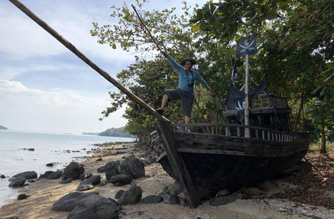 """Truy tìm băng cướp """"Cánh buồm đen"""" trên quần đảo hải tặc - 1"""