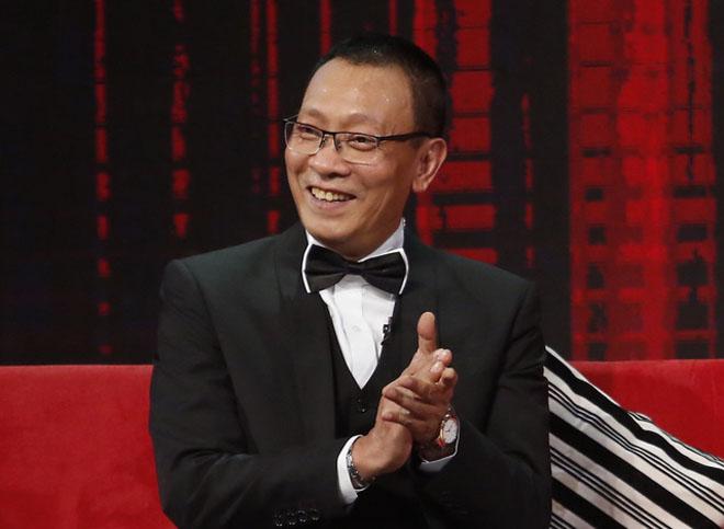 """MC Lại Văn Sâm: Ai cũng nghĩ tôi """"ghê gớm"""" lắm! - 2"""