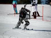 """Robot trượt tuyết tại Olympic: Con người vẫn là  """" vô đối """""""