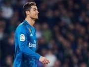 """""""Vua"""" Ronaldo 6 trận ghi 10 bàn: Quân bình Messi, châu Âu sợ hãi"""