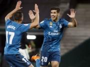Chi tiết Real Betis - Real Madrid: Benzema thay Ronaldo khóa sổ (KT)