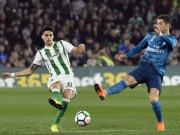 Betis - Real Madrid: Rượt đuổi điên rồ, 8 bàn mỹ mãn