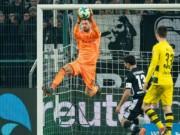 """M'gladbach - Dortmund: """"Người nhện"""" siêu đẳng, """"hoàng tử"""" kết liễu"""