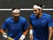 Tin thể thao HOT 19/2: Nadal chúc mừng Federer lên đỉnh thế giới