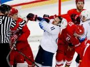 Tin nóng Olympic mùa Đông 19/2: Ẩu đả kinh hoàng giữa VĐV Mỹ - Nga