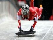 Cắm mặt xuống đất lao 146 km/h: Môn thi đấu hãi bậc nhất Olympic 2018