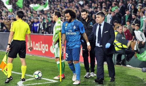 Chi tiết Real Betis - Real Madrid: Benzema thay Ronaldo khóa sổ (KT) - 6