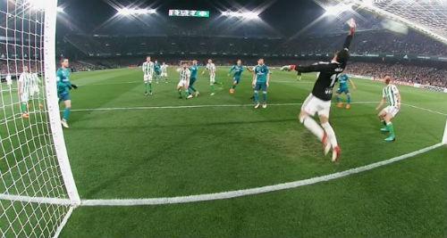 Chi tiết Real Betis - Real Madrid: Benzema thay Ronaldo khóa sổ (KT) - 8