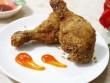 Đổi món ngày Tết với đùi gà chiên xù giòn tan, các bé tranh nhau ăn