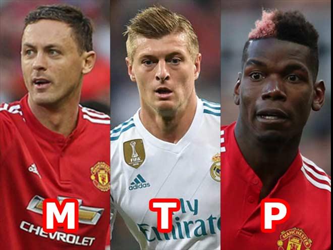 "MU – Mourinho giải bài toán Pogba: SAO 300 triệu euro lập bộ ba ""M-TP"" - 3"