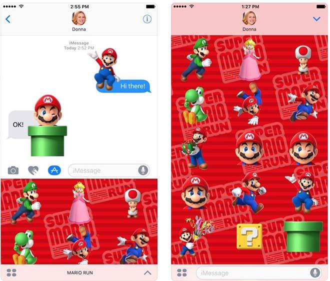 Những gói stickers miễn phí hấp dẫn cho người dùng iMessage - 1