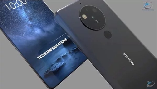 Ngắm Nokia 10 đẹp như mơ đồng 5 ống kính ở phía sau - 4