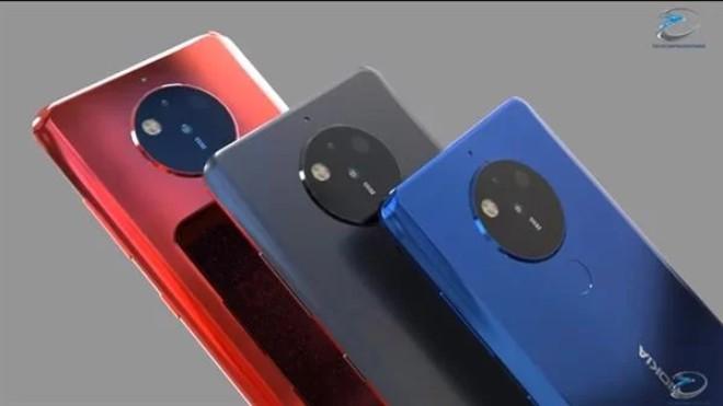 Ngắm Nokia 10 đẹp như mơ đồng 5 ống kính ở phía sau - 7